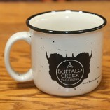 Buffalo Creek Camp Fire Mug