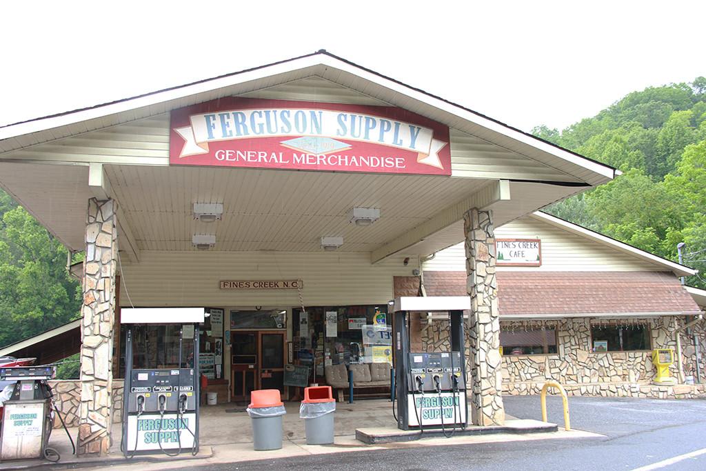 Ferguson General Store Trout Pond