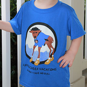 Childs T-Shirt - Buffalo Creek Cabins
