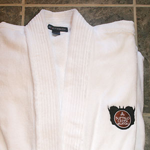 Buffalo Creek Vacations Robe