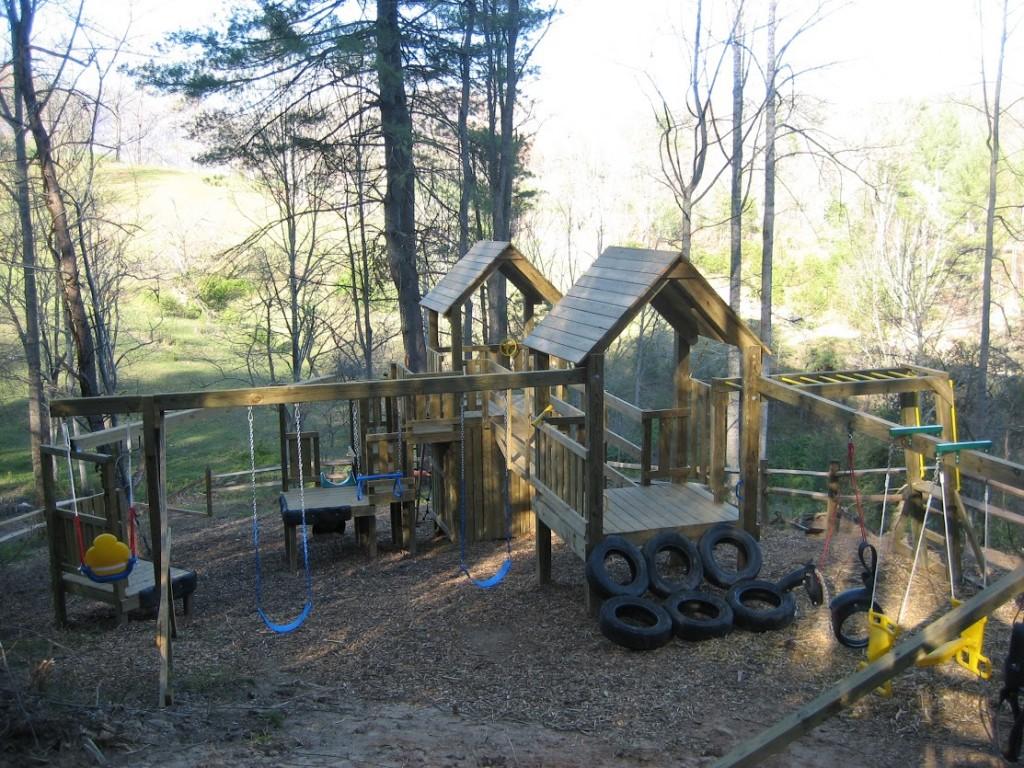 BC Corral Playground