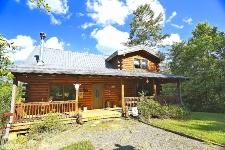 Bison Overlook Cabin