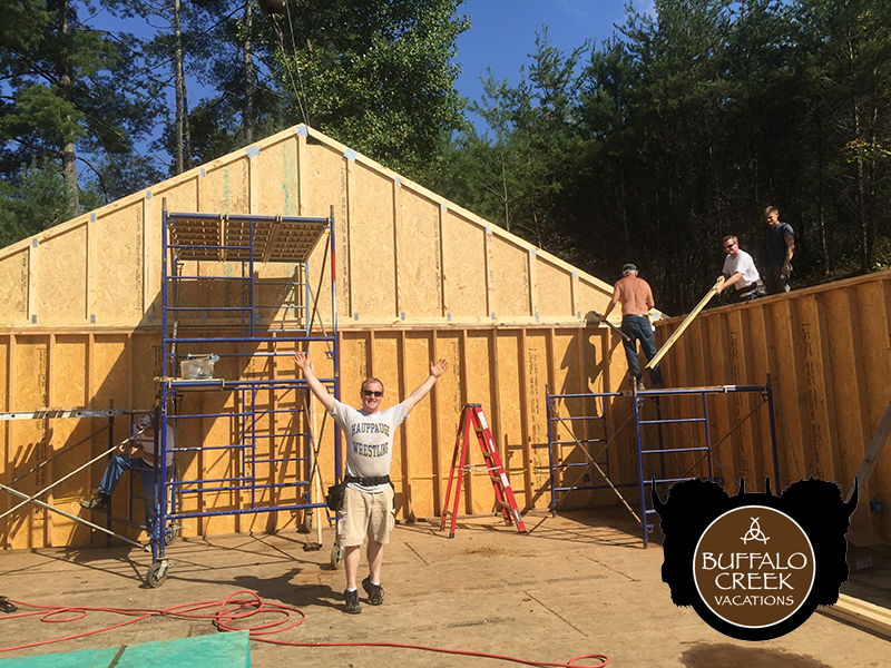 Buffalo-Creek-Vacations-2nd-Level-Build-out