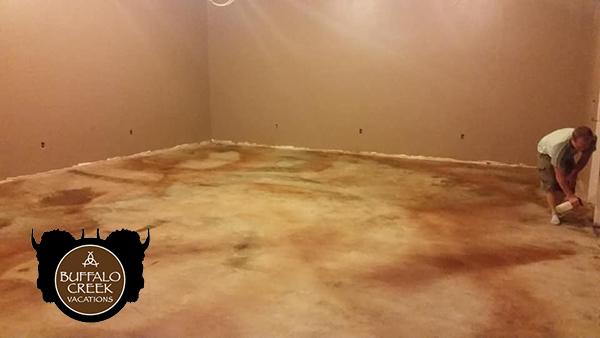 Buffalo-Creek-Vacations-Game-room-floor