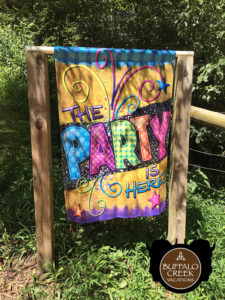 Buffalo Creek Vacations NC Birthday Parties