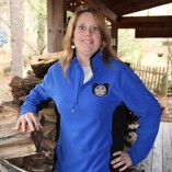 Buffalo Creek Vacations Fleece Jacket