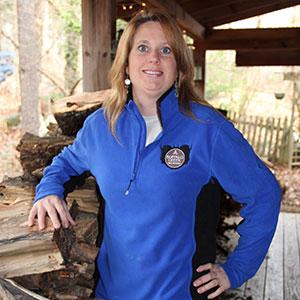Buffalo Creek Vacations Fleece Jacket