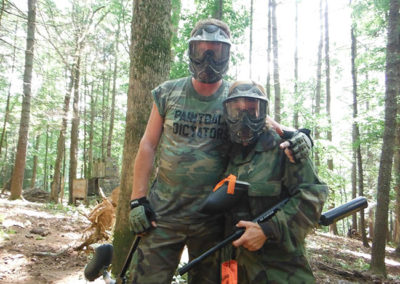 Splat Forest Paintball
