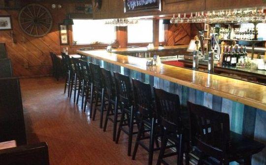 Bar at Resturant