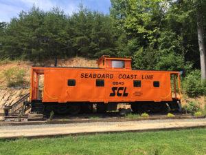 Seaboard Coast-Line 0843