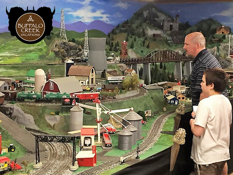 Train-Guest-enjoying-train-layout-3