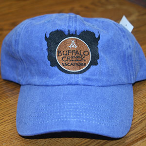 Buffalo Creek Vacation Hat